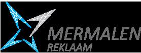 Mermalen reklaam Logo